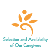 Selection and Availability of Our Caregivers